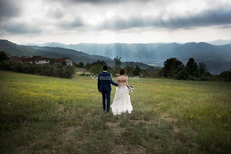 Matrimonio in langa