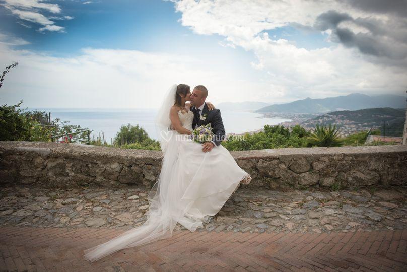 Matrimonio Spiaggia Alassio : Mara giaretta fotografa