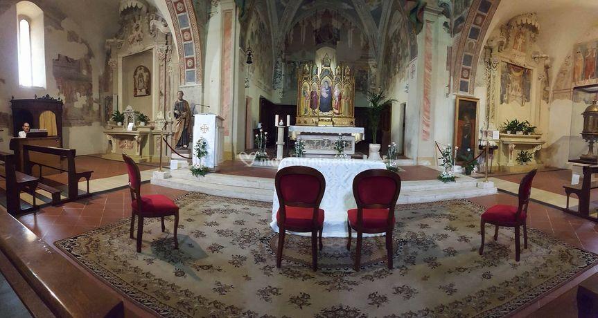 Chiesa Montemerano