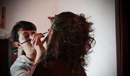 Francesca Make up artist 1