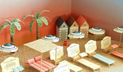 3D Table Plan - Tableaux de mariage 3d 1