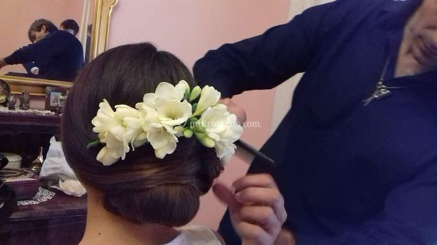 Servizio sposa