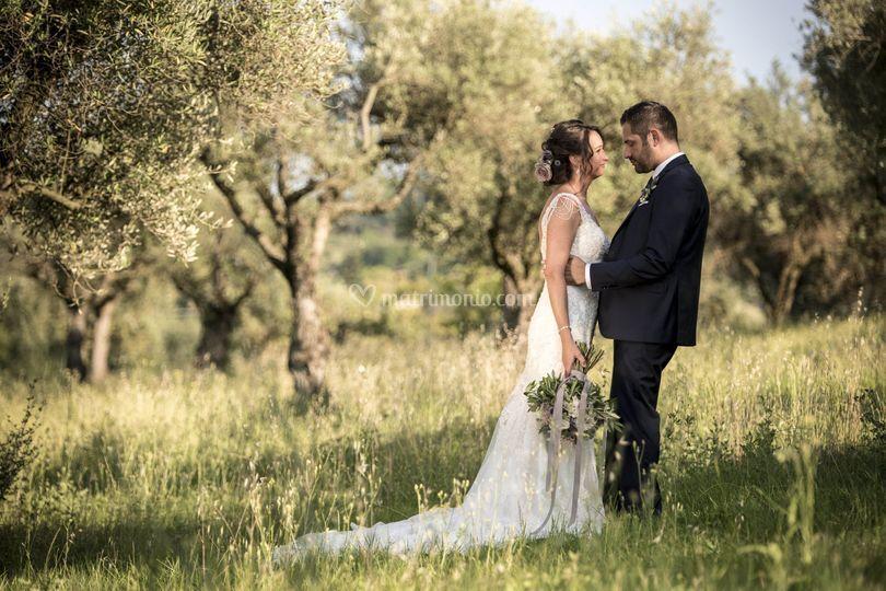 Cathy & Francesco