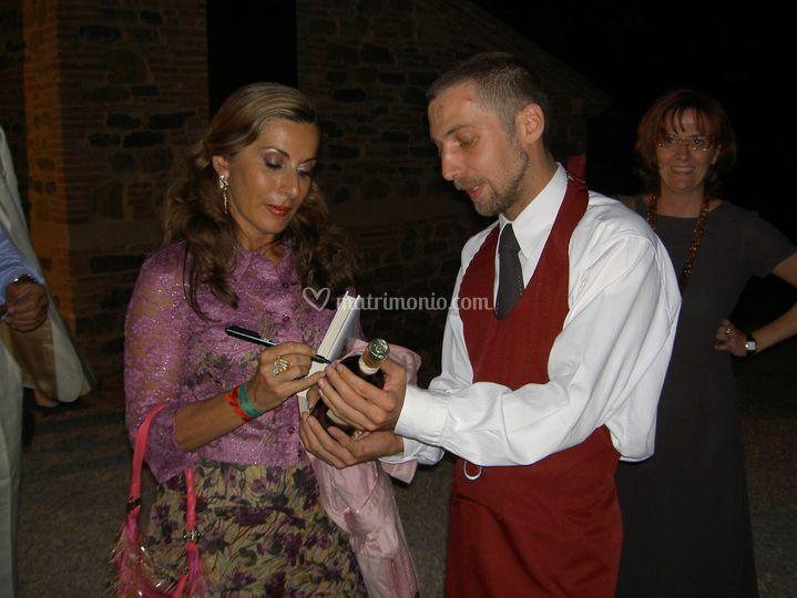 Con Rosanna cancellieri
