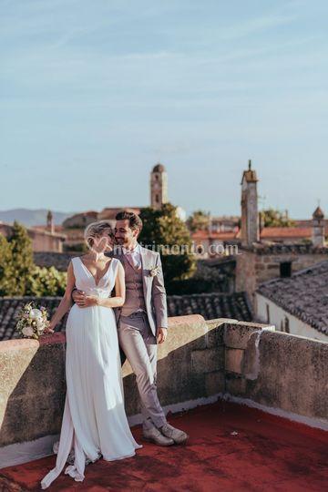 Gli sposi in Sardegna