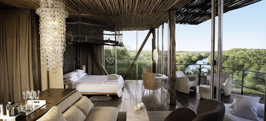 Lodge in Sudafrica