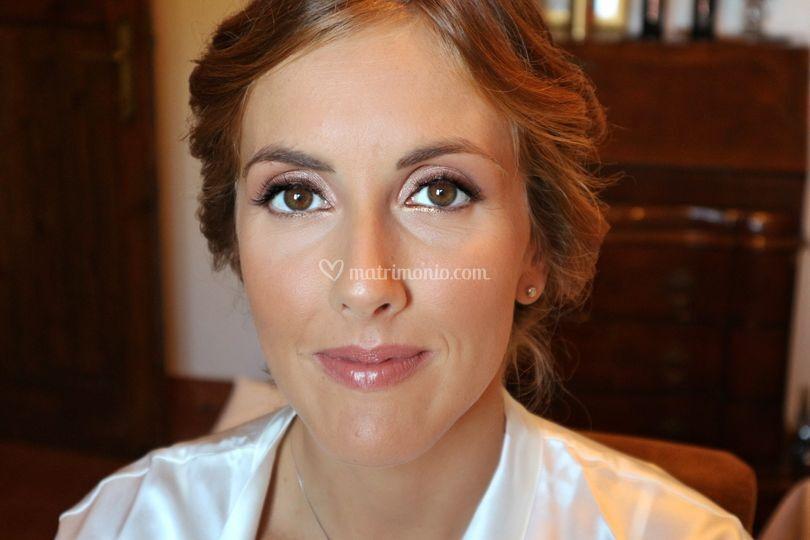 Emilia Pileri Make Up Artist