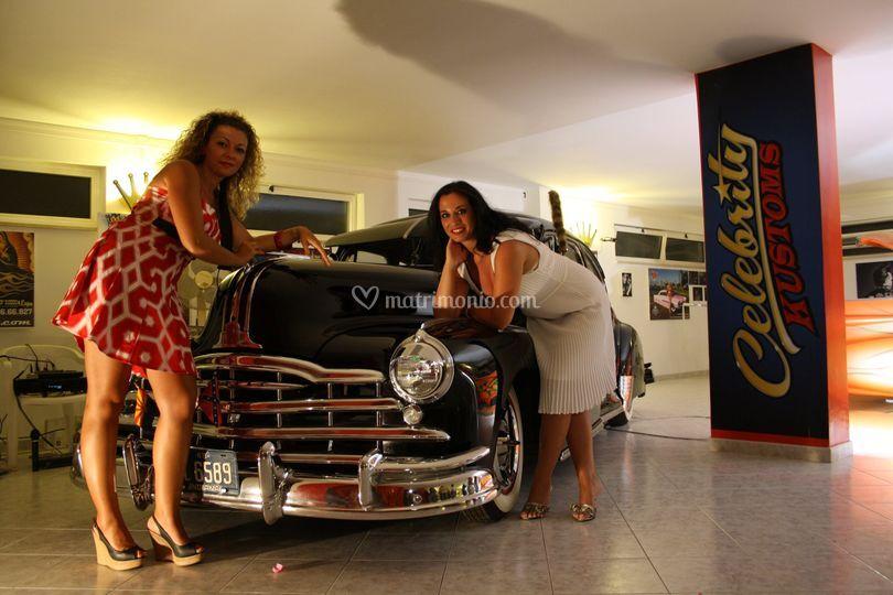 Pontiac 48 low  ride