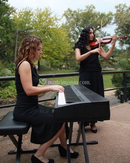 Duo Musica matrimonio Asti