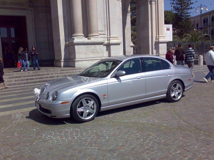 Jaguar s-type v8 4. 2 turbo
