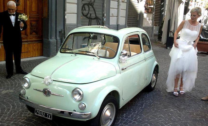 Fiat 500/d cabrio 1963