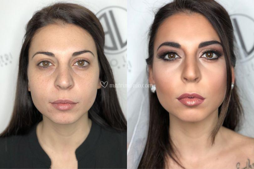 Prima  e dopo Sofia