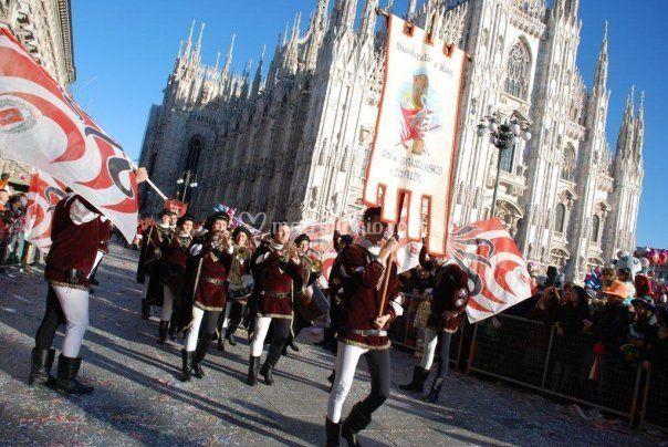 Al Duomo di Milano