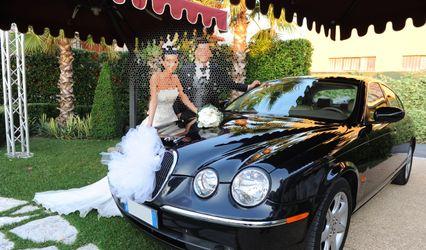 Cars Wedding