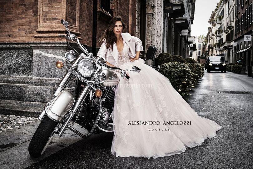 Alessandro Angelozzi Couture