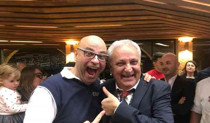 Giorgio Santovito Firma Eventi