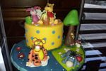 Torta Winiie The Pooh di Magie Dolci D'Autore