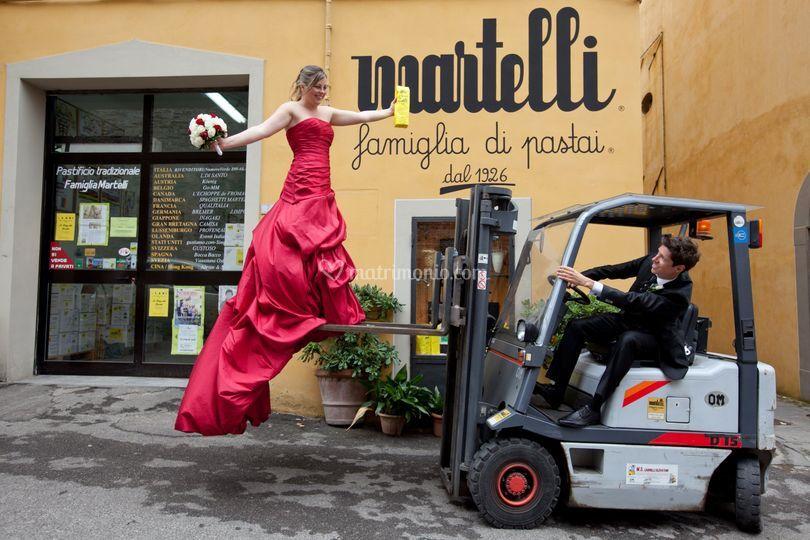 Lari pasta Martelli