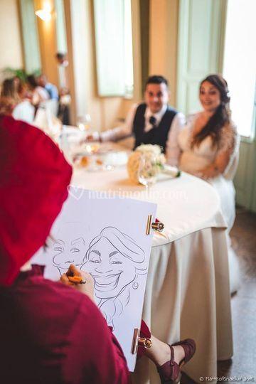 Anabelarte - Caricaturista