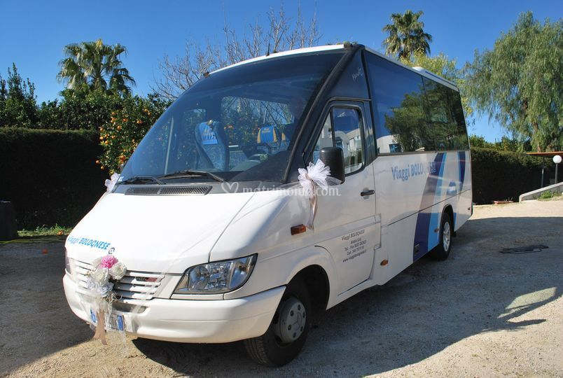 Minibus Gran Turismo 22 posti
