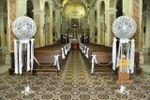 Ingresso con palloncini chiesa