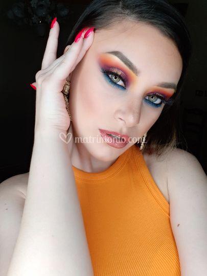 make up dalle sfumature colora