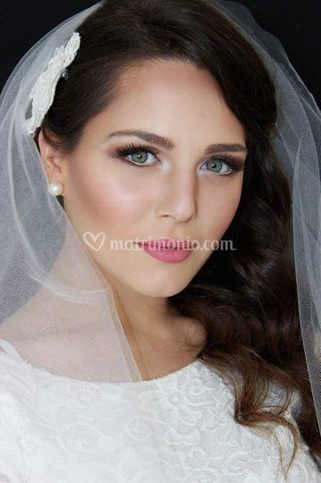Idea sposa make up