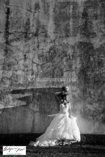 Sposa posa