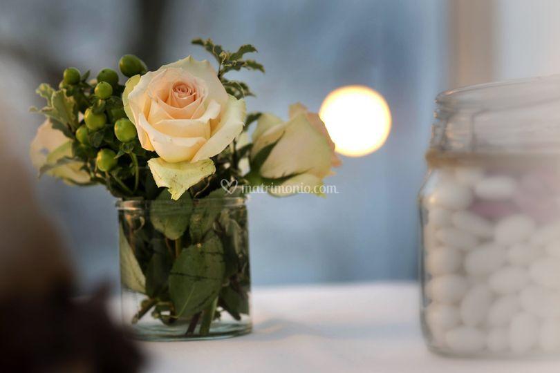 Rose e confetti