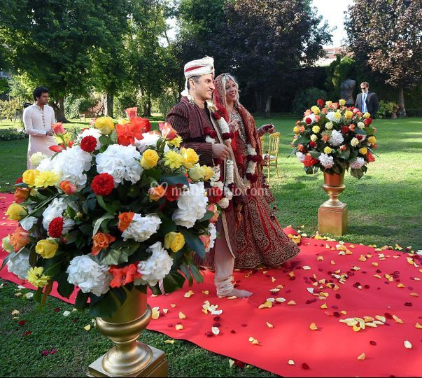 Matrimonio indiano hindu