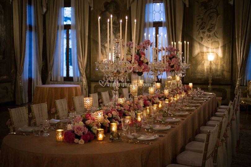 Palazzo Veneziano matrimonio