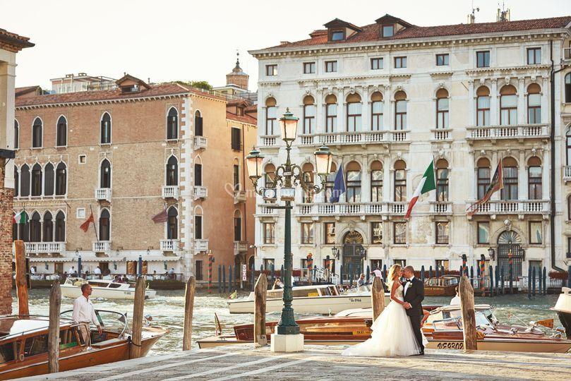 Matrimonio da favola Venezia