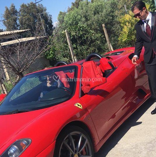 Ferrari cabrio F430