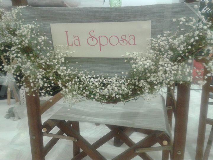 In onore della sposa
