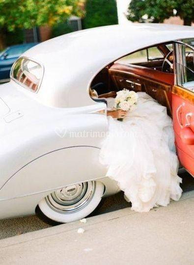 L'auto giusta per ogni sposa