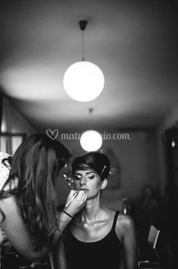 Backstage Matrimonio Ska