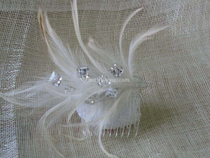 Pettine sposa