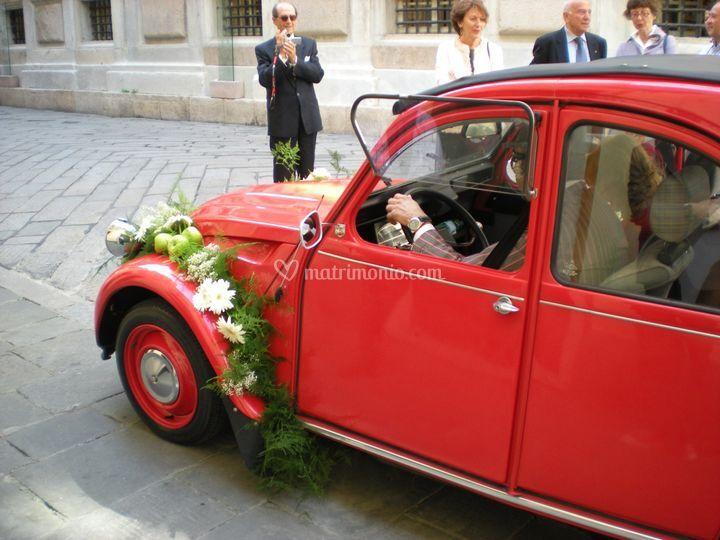 Matrimonio a Genova