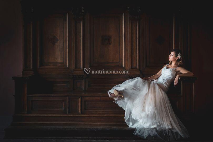 Giulia, una sposa glamour!
