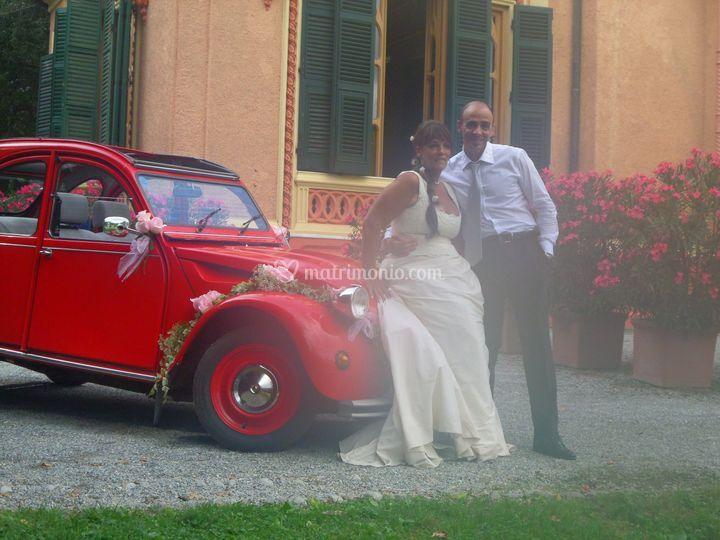 Matrimonio di A & V