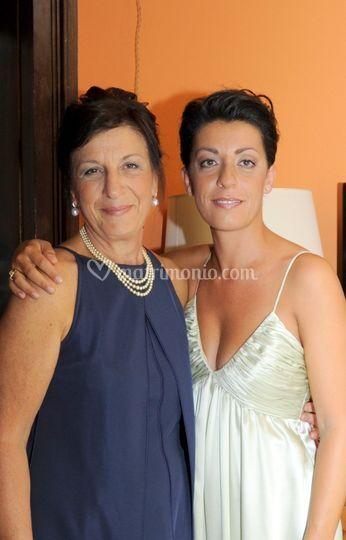 Marianna e mamma