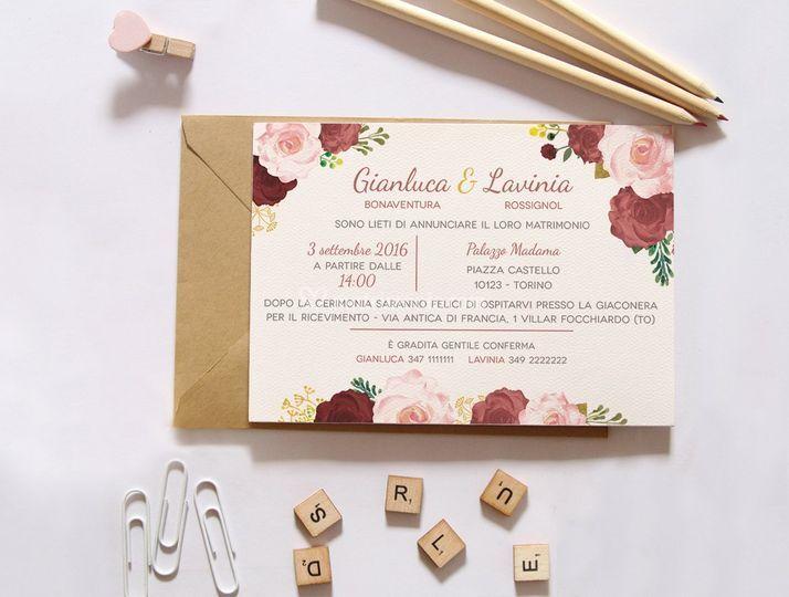 Partecipazioni Matrimonio Torino.Faq Lilak Graphic Design Event Wedding