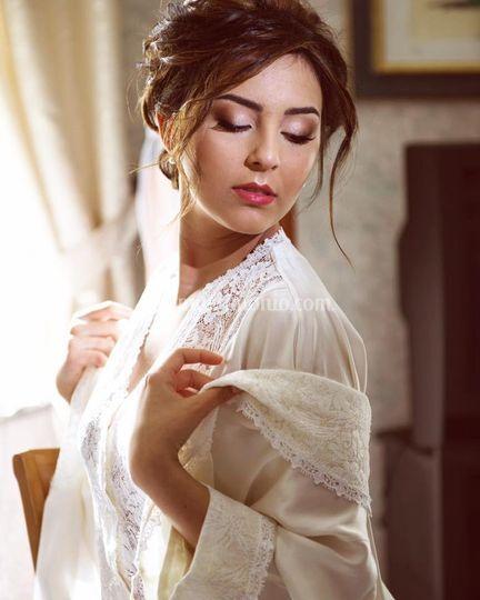 Real Bride - Angela -