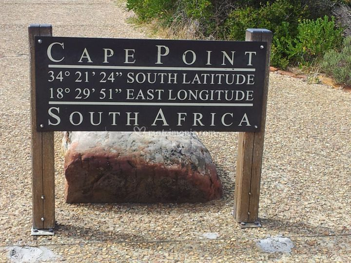 Cape Point, Sud Africa