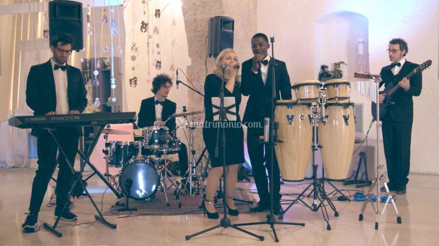 Francesca Gramegna Quintet