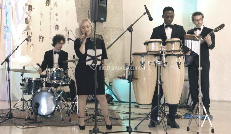 Francesca Gramegna Quartet
