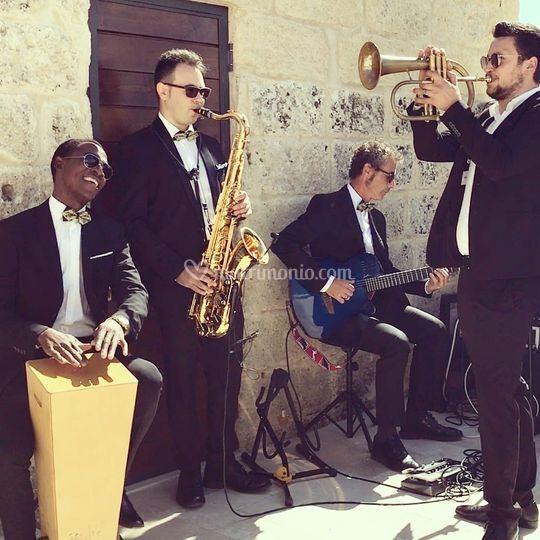 Aperitif Quartet
