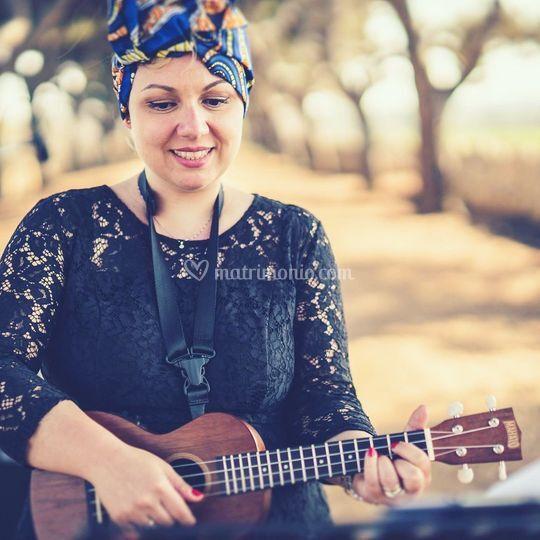 Francesca ukulele