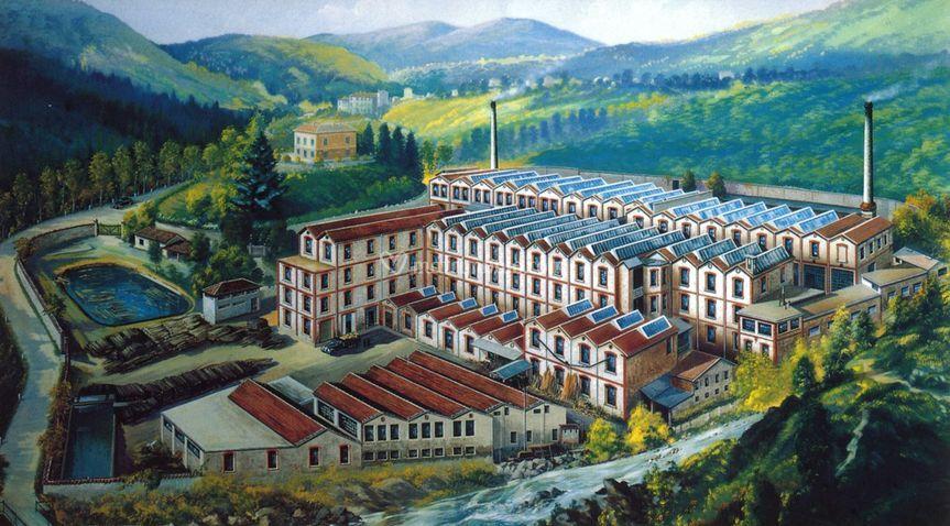 Fabbrica Saccardo 1882