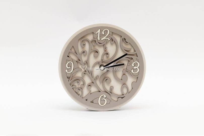 Orologio Deco Traforato